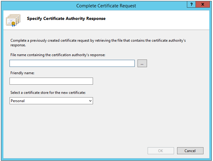 Changing Ssl Certificate In Iis Manager